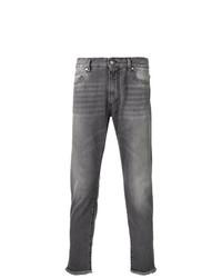 Мужские темно-серые джинсы от Represent