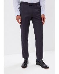 Мужские темно-серые классические брюки от Absolutex