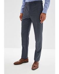 Мужские темно-серые классические брюки от Calvin Klein