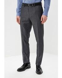 Мужские темно-серые классические брюки от Celio