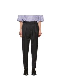 Мужские темно-серые классические брюки от Isabel Marant