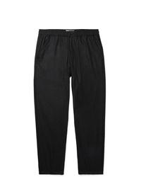 Мужские темно-серые классические брюки от Universal Works