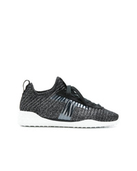 Женские темно-серые кроссовки от Tod's