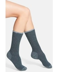 Темно-серые носки