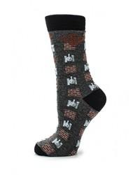 Мужские темно-серые носки от Heritage