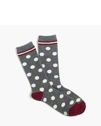 Женские темно-серые носки от J.Crew