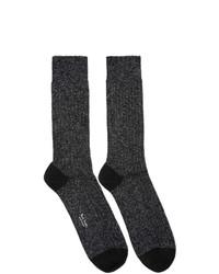 Мужские темно-серые носки от Paul Smith