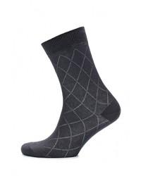 Мужские темно-серые носки от Sela