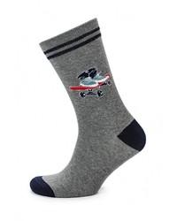 Мужские темно-серые носки от SPRINGFIELD