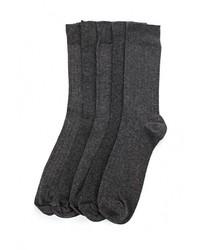 Мужские темно-серые носки от Topman