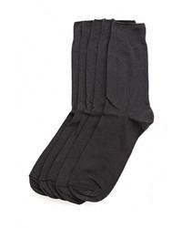 Мужские темно-серые носки от Uomo Fiero