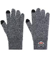 Мужские темно-серые перчатки от Kenzo