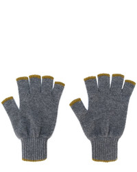 Мужские темно-серые перчатки от Pringle