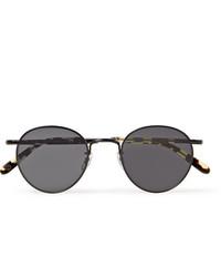 Мужские темно-серые солнцезащитные очки от Garrett Leight California Optical