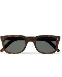 Мужские темно-серые солнцезащитные очки от Kingsman