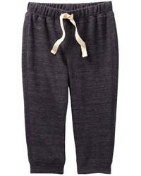 Темно-серые спортивные штаны