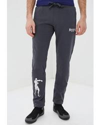 Мужские темно-серые спортивные штаны от Boxeur Des Rues