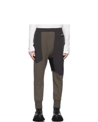 Мужские темно-серые спортивные штаны от Julius