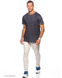 Мужские темно-серые спортивные штаны от New Look