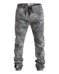 Мужские темно-серые спортивные штаны от Quiksilver