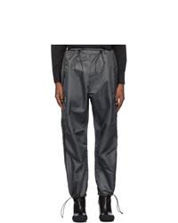 Мужские темно-серые спортивные штаны от Random Identities