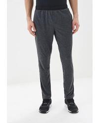 Мужские темно-серые спортивные штаны от Reebok