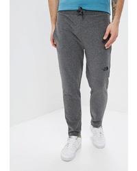 Мужские темно-серые спортивные штаны от The North Face