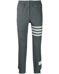 Мужские темно-серые спортивные штаны от Thom Browne