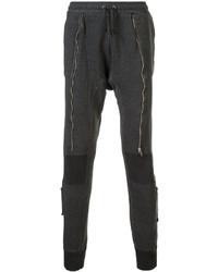 Мужские темно-серые спортивные штаны от Undercover