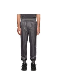 Мужские темно-серые спортивные штаны от We11done