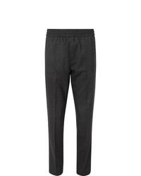 Темно-серые шерстяные брюки чинос от Acne Studios