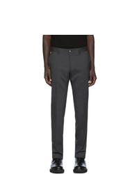Темно-серые шерстяные брюки чинос от Tiger of Sweden
