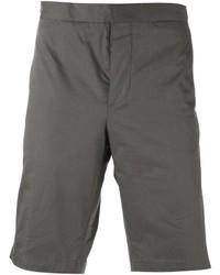 Мужские темно-серые шорты от Lanvin
