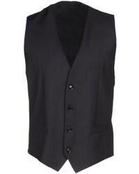 Мужской темно-серый жилет от Dolce & Gabbana