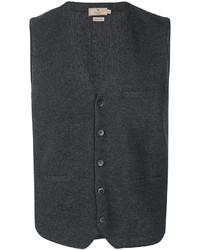 Мужской темно-серый жилет от Hackett
