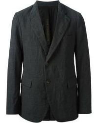 Темно-серый пиджак