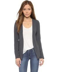 Женский темно-серый пиджак от James Jeans