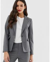 Женский темно-серый пиджак от Oasis