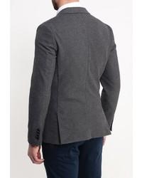 Мужской темно-серый пиджак от Selected Homme