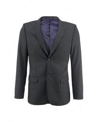 Мужской темно-серый пиджак от Topman