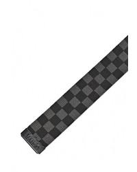 Мужской темно-серый ремень от Vans