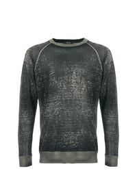 Мужской темно-серый свитшот от Avant Toi