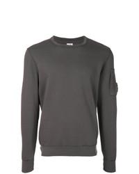 Мужской темно-серый свитшот от CP Company