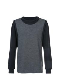Мужской темно-серый свитшот от Private Stock