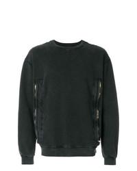 Мужской темно-серый свитшот от RtA