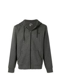 Мужской темно-серый худи от Polo Ralph Lauren