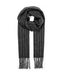 Мужской темно-серый шарф от Venera