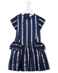 Детское темно-синее платье для девочек от No Added Sugar