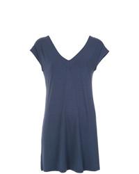 Темно-синее пляжное платье от Lygia & Nanny