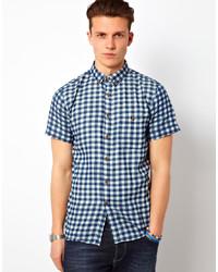 рубашка с коротким рукавом medium 295806